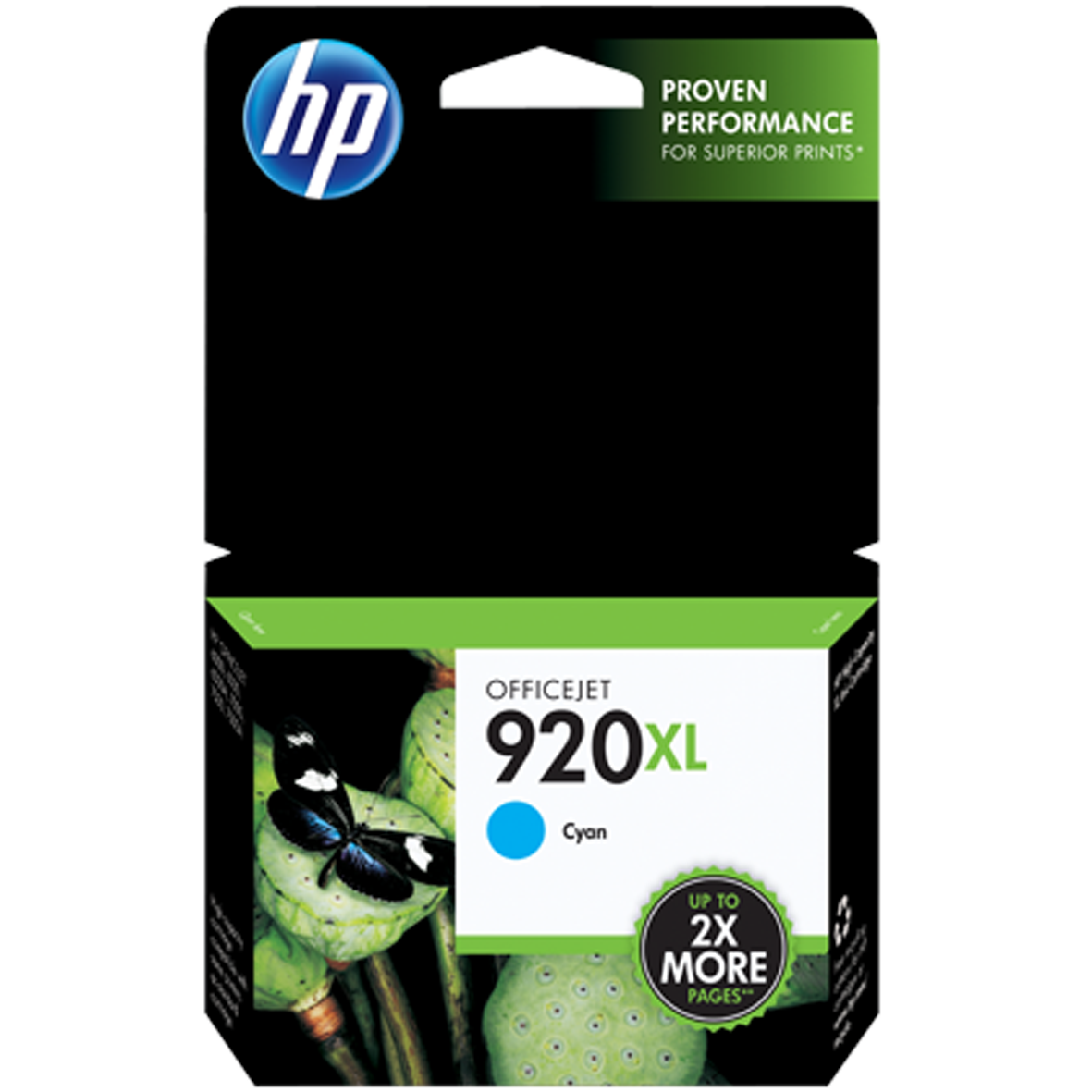 Cartucho HP 920XL Ciano Original