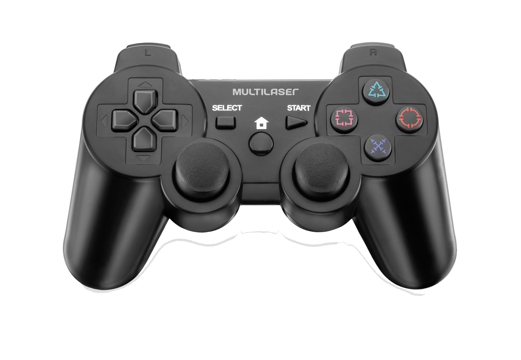 Joypad para PC/ PS2/ PS3 JS072 - Multilaser