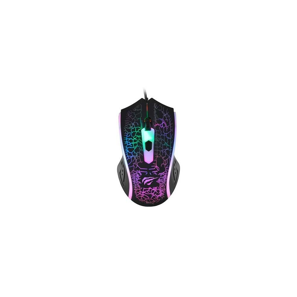 Mouse USB Gamer MS736 - Brx