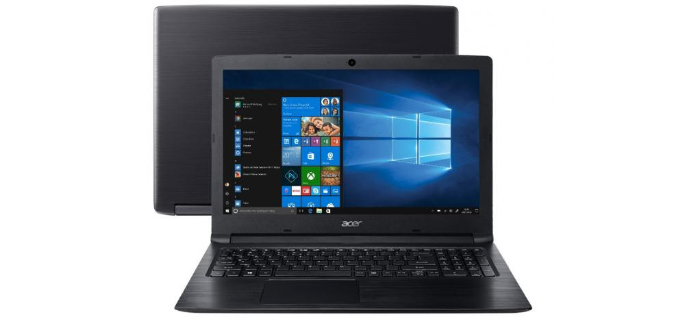 Notebook Celeron 4Gb/500Gb - Acer