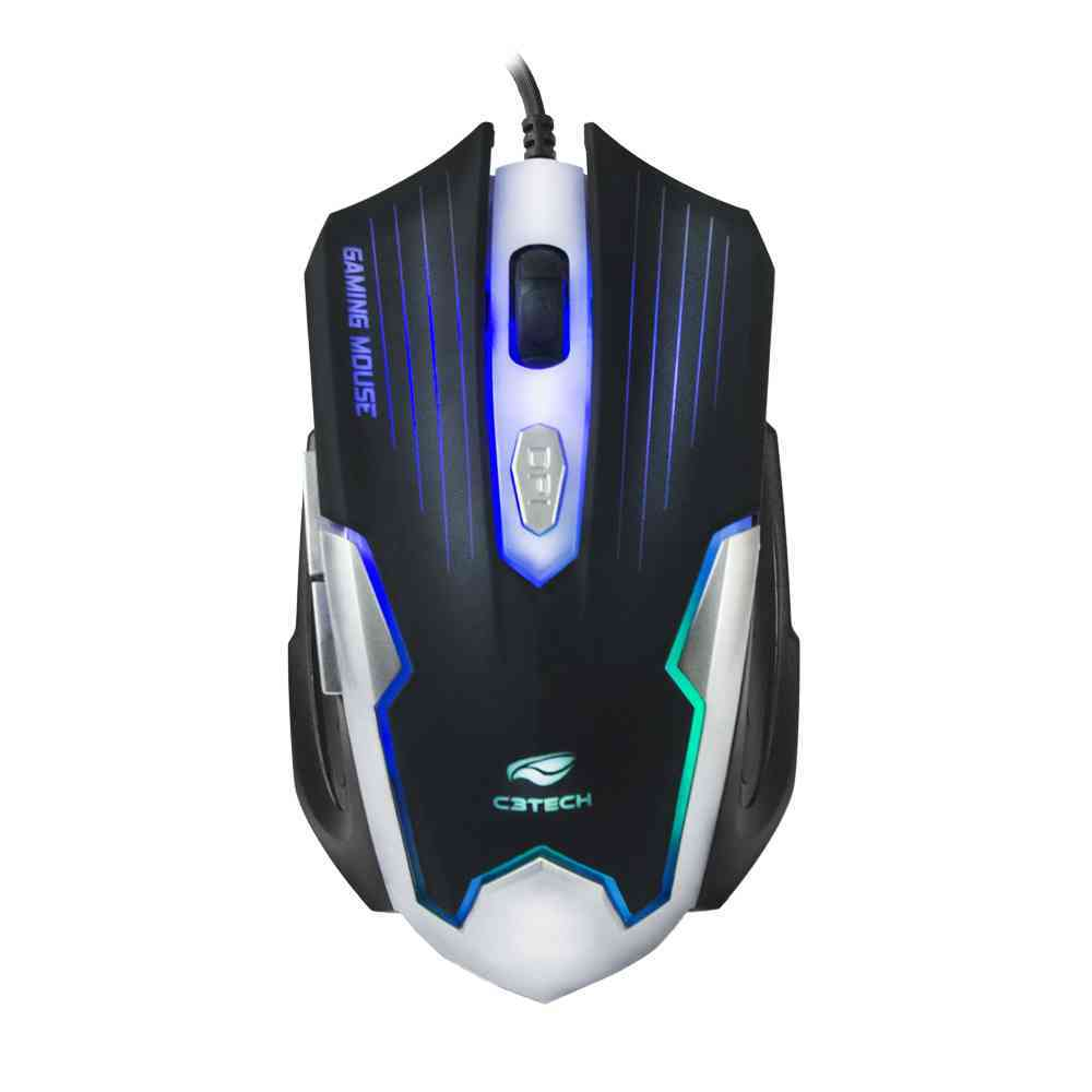 Mouse USB Gamer MG-11 - C3Tech