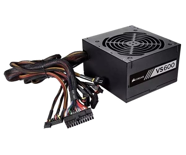 Fonte Real VS 650w -CORSAIR