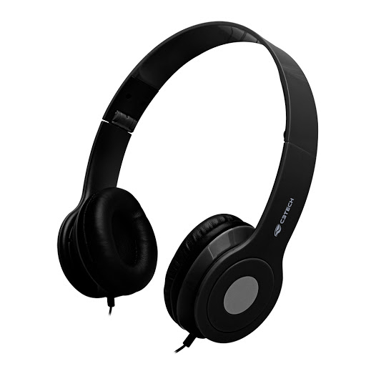 Headphone Dobrável PH-100 - C3Tech