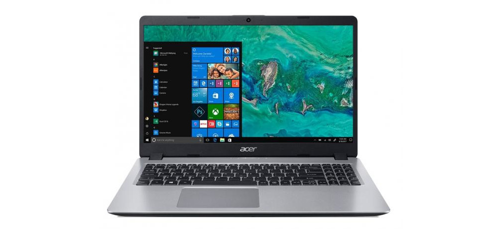 Notebook i5/8Gb/128Gb/1Tb - Acer