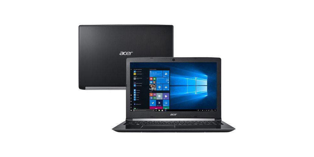 Notebook i5/4Gb/1Tb - Acer